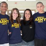 Join the JR. ROTC